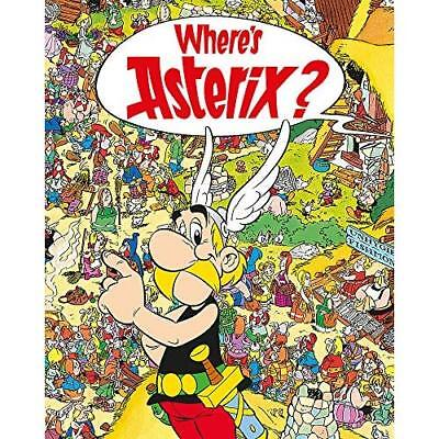 Where's Asterix? - Paperback NEW Goscinny, Rene 2012-07-05