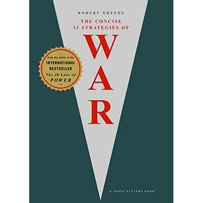 The Concise 33 Strategies of War - Paperback NEW Greene, Robert 2008-06-05