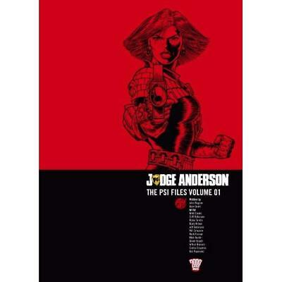 Judge Anderson: The Psi Files (Rebellion 2000ad) - Paperback NEW Wagner, John 20
