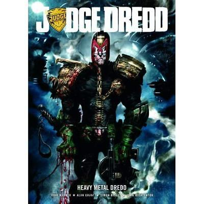 Judge Dredd: The Complete Heavy Metal Dredd - Paperback NEW Wagner, John 2009-04