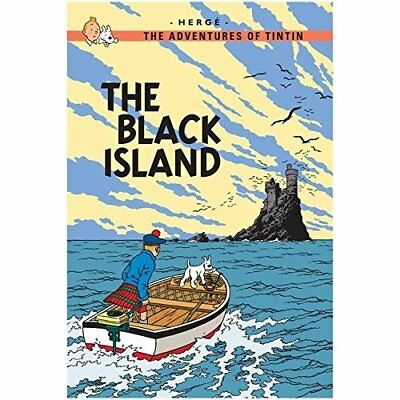 The Black Island (The Adventures of Tintin) - Hardcover NEW _ 2010-05-25