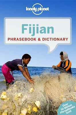 Lonely Planet Fijian Phrasebook & Dictionary (Lonely Pl - Paperback NEW Lonely P