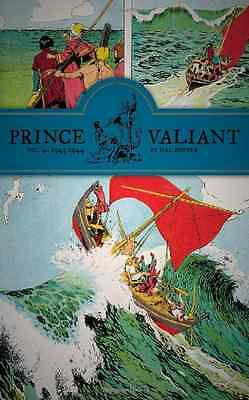 Prince Valiant Vol.4: 1943-1944 (Prince Valiant - Hardcover NEW Foster, Hal 2011