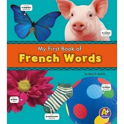 French Words (Bilingual Picture Dictionaries) - Paperback NEW Katy R. Kudela  15
