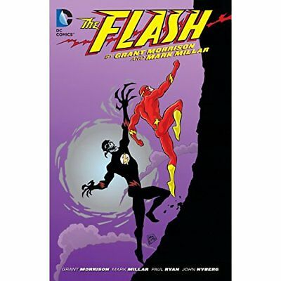 Flash By Grant Morrison and Mark Millar TP - Paperback NEW Morrison, Grant 2016-