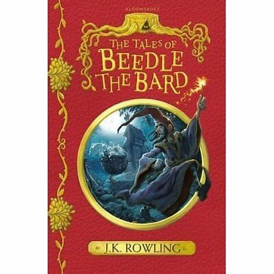 The Tales of Beedle the Bard - Paperback NEW J.K. Rowling(Au 12 Jan. 2017