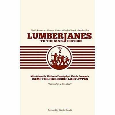 lumberjanes vol 2 friendship to the max