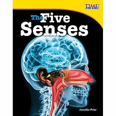 The Five Senses (Time for Kids Nonfiction Readers: Leve - Perfect Paperback NEW