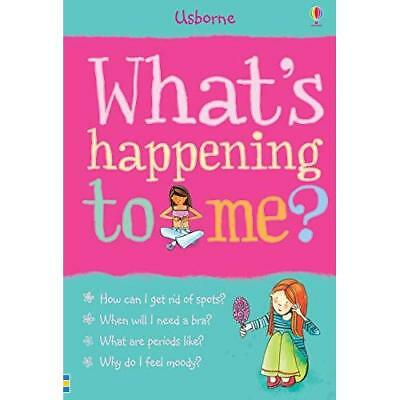 What's Happening to Me? (Girl) (What and Why) - Hardcover NEW Susan Meredith  20