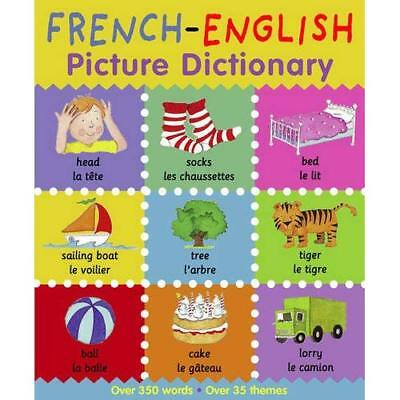 Picture Dictionary: French-English - Paperback NEW Bruzzone, Cathe 2011-03-01