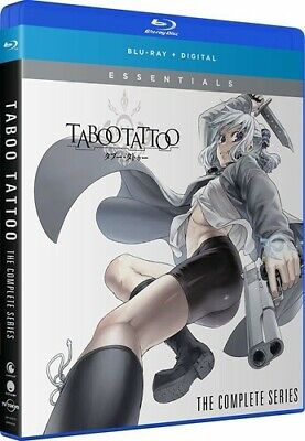 Taboo Tattoo: The Complete Series - Essentials [New Blu-ray] 2 Pack, Digital C