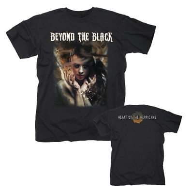 BEYOND THE BLACK - Heart Of The Hurricane T-Shirt