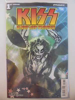 Kiss Blood and Stardust #3 B Cover Dynamite NM Comics Book