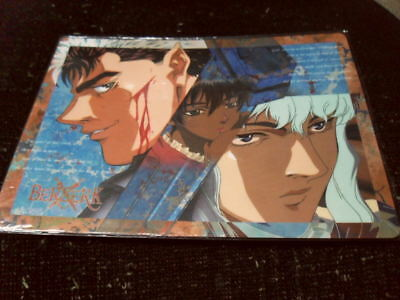 Berserk Japan Pencil Board Shitajiki RARE Anime Manga Guts Griffith Casca