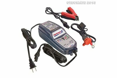 262577 Optimate 5 6V/12V (TM222) 4a/2 8A 8-stufiges Chargeur de Batterie