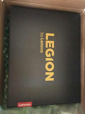 LENOVO LEGION Y520 Gaming Laptop i7-7700HQ - 16GB DDR4