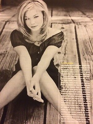 LeAnn Rimes, Full Page Pinup Clipping