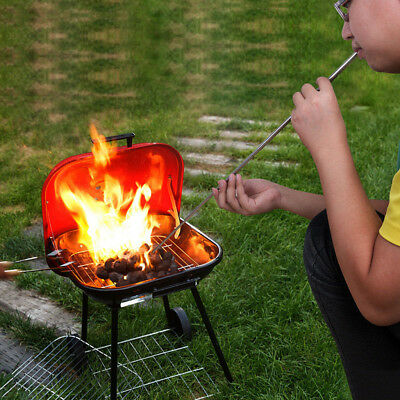 Foldable Campfire Pocket Bellow Collapsible Builds Fire by Blasting Air