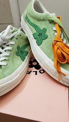 d7819f55732b CONVERSE ONE STAR x GOLF LE FLEUR TYLER THE CREATOR 160327C Green ...