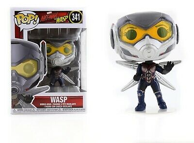 Funko Pop Marvel: Ant-Man and the Wasp - Wasp Vinyl Bobble-Head #30730