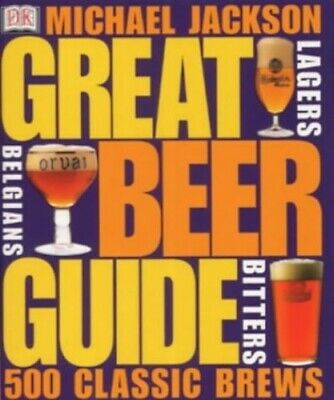 Great Beer Guide: The World's 500 Best Beers by Lucas, Sharon Paperback Book The