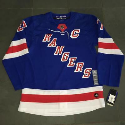 New Adidas sz 50 Adizero NHL NEW YORK RANGERS McDONAGH  27 Authentic Pro  Jersey d4d52a532
