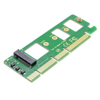 M.2 NVMe SSD NGFF TO PCI-E Adapter M-Key Interface Card M2 to PCI-Express