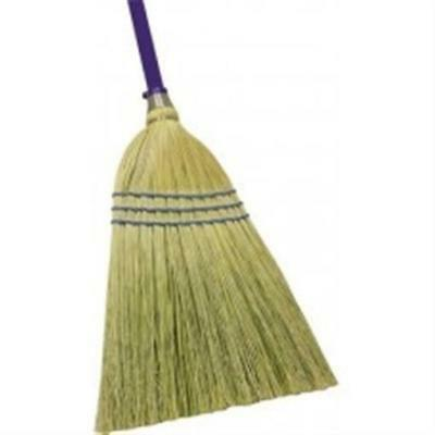 Quickie Manufacturing 578872 Quick Sweep Household Broom Corn Fiber