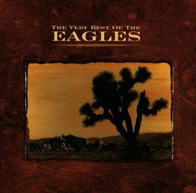 Eagles - The Very Best of the Eagles - Eagles CD 5WVG The Cheap Fast Free Post