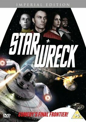 Star Wreck [DVD] - DVD  94VG The Cheap Fast Free Post