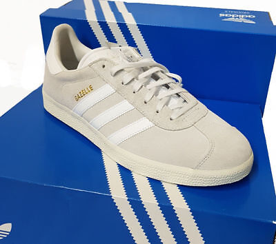 innovative design 95efa 69757 Adidas Originals Gazelle Baskets pour Homme Chaussures de Sport Turn CQ2799  Neuf