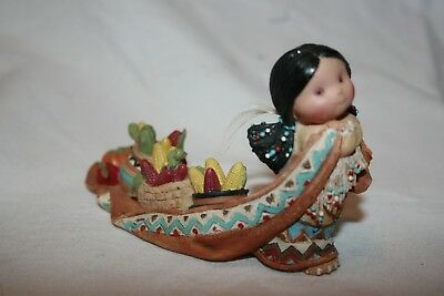 Friends of the Feather 1995 She Who Lends An Ear 145076 Thanksgiving Fall