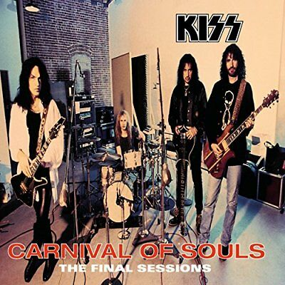 Kiss - Carnival of Souls: The Final Sessions - Kiss CD XRVG The Fast Free