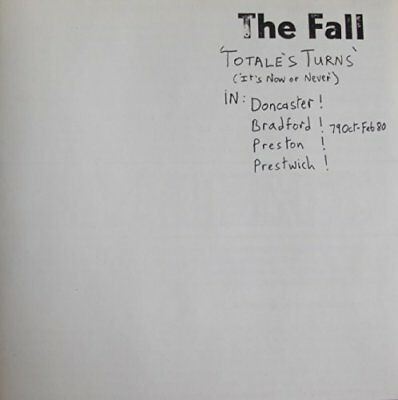 Fall, the - Totales Turns - Fall, the CD 5YVG The Fast Free Shipping