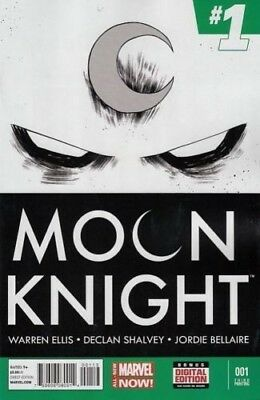 Moon Knight #1 (NM)`14 Ellis/ Shalvey  (3rd Print)
