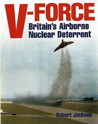 V-Force Raf Bombers Vulcan Valiant Victor Hbdj British Airborne Nuclear Deterren