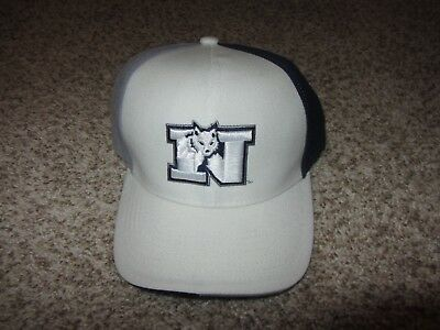 quality design e7574 3e237 NEW NWT Nevada Wolfpack Cap Hat Zephyr NCAA Football Retro Rare Cap 7 1 4