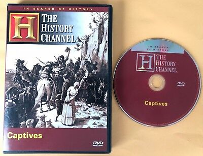 In Search of History - Captives (DVD, 1998/2005) The History Channel 50 mins