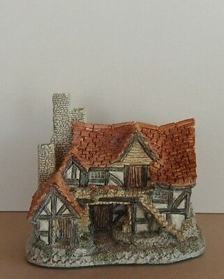 The Bothy By David Winter Cottage Collection 1983 Hand Made Hand Painted