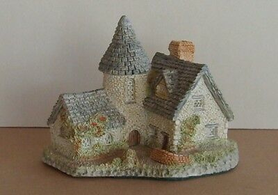 David Winter The Vicarage Heart of England Series 1985 Hand Made Hand Painted