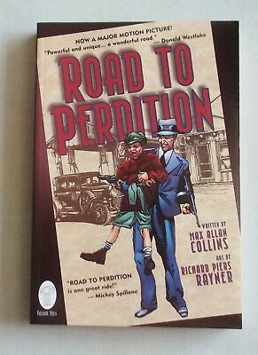 ROAD TO PERDITION Max Allan Collins Richard Piers Rayner Paperback