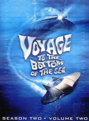 Voyage To The Bottom Of The Sea - Season 2, Vol. 2 (Boxset) (Dvd)