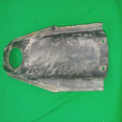 Bombardier Can-Am Mx125 Tnt 125 1975 Inner Rear Fender  Air Box