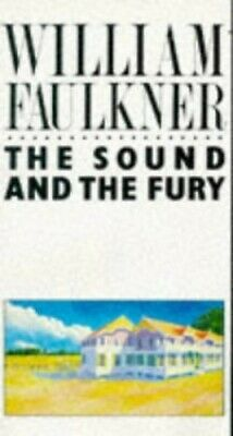 The Sound And The Fury (Picador Books) by Faulkner, William Paperback Book The