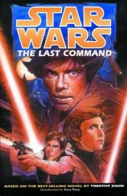Star Wars: Last Command by Buikovic, Edvin Paperback Book The Cheap Fast Free