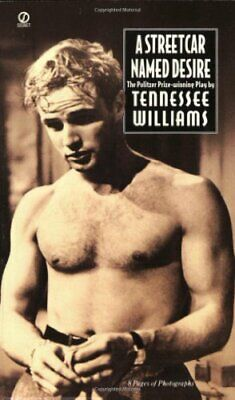 A Streetcar Named Desire (Signet) by Williams Paperback Book The Cheap Fast Free