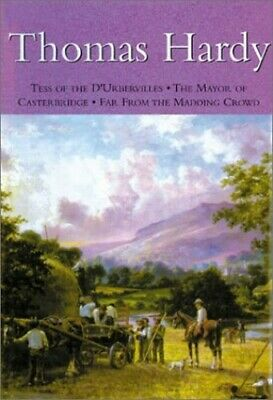 Thomas Hardy: Tess of the D'Ubervilles/the Mayor of... by Hardy, Thomas Hardback