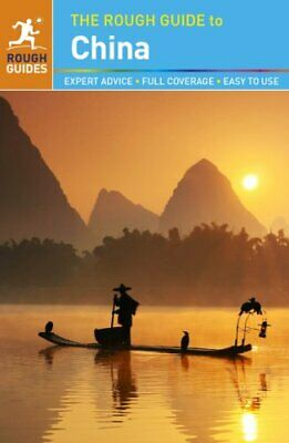 The Rough Guide to China by Leffman, David Book The Cheap Fast Free Post