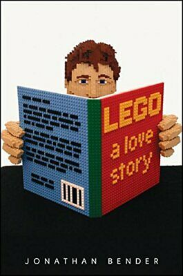 Lego: A Love Story by Bender, Jonathan Hardback Book The Cheap Fast Free Post
