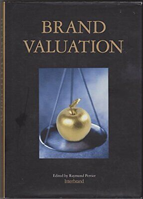 Brand Valuation by Interbrand Hardback Book The Cheap Fast Free Post